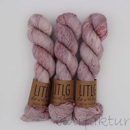 Life in the Long Grass Singles Sock col. Damask