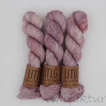 Life in the Long Grass LITLG Singles Sock col. Damask