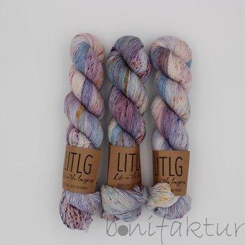 Life in the Long Grass LITLG Singles Sock col. Lightbeam