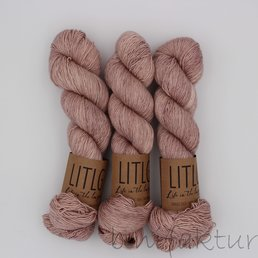 Life in the Long Grass Singles Sock col. Blush