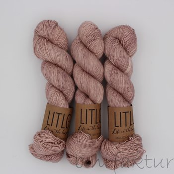 Life in the Long Grass LITLG Singles Sock col. Blush