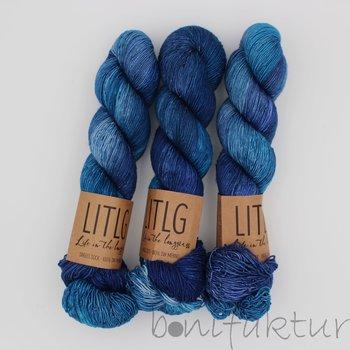 Life in the Long Grass LITLG Singles Sock Fb. Stellar