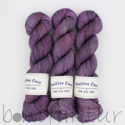 Positive Ease Pure Merino col. Groovy Beans