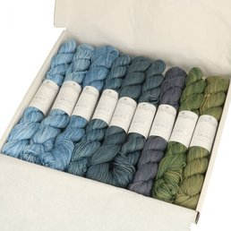 Scheepjes Skies Light Mini Set 9x28g 9 Colors