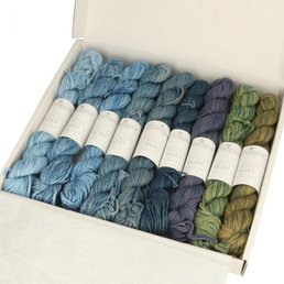 Scheepjes Skies Heavy Mini Set 9x28g 9 Colors