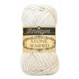 Scheepjes Stone Washed col. 801 Moonstone