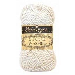 Scheepjes Stone Washed Fb. 801 Moonstone