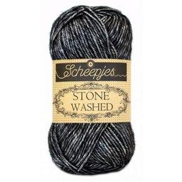 Scheepjes Stone Washed Fb. 803 Black Onyx