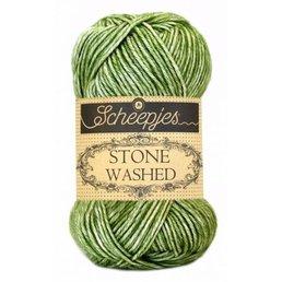 Scheepjes Stone Washed Fb. 806 Canada Jade
