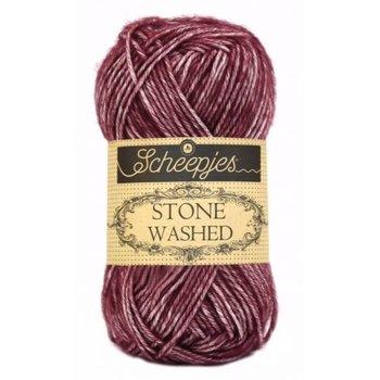 Scheepjes Stone Washed col. 810 Garnet