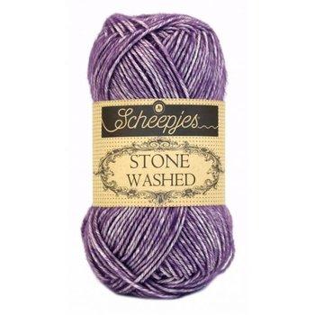 Scheepjes Stone Washed col. 811 Deep Amethyst
