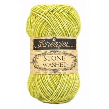 Scheepjes Stone Washed col. 812 Lemon Quartz
