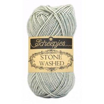 Scheepjes Stone Washed col. 814 Crytsal Quartz