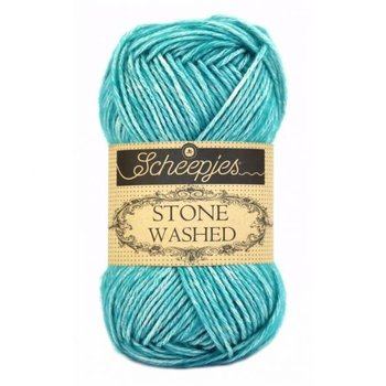 Scheepjes Stone Washed col. 815 Green Agate
