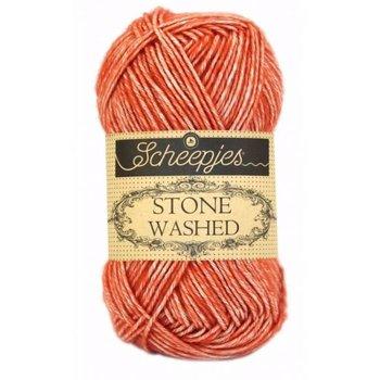Scheepjes Stone Washed col. 816 Coral