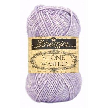 Scheepjes Stone Washed col. 818 Lilac Quartz