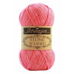 Scheepjes Stone Washed col. 835 Rhodochrosite