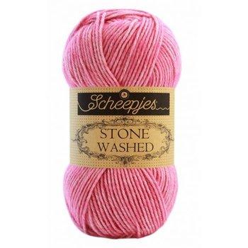 Scheepjes Stone Washed col. 836 Tourmaline