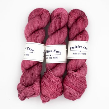Positive Ease Positive Ease Pure Merino col. Fancy Flamingo