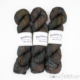 Positive Ease Pure Merino col. Tweed Coat