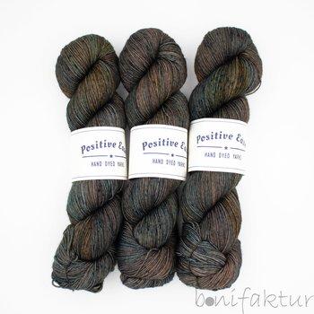Positive Ease Positive Ease Pure Merino Fb. Tweed Coat