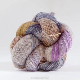 Delicate Silk Fb. Paisley