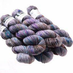 Hedgehog Fibres Sock Yarn col. Salty Tales
