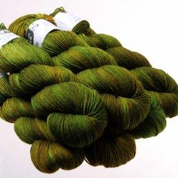 Hedgehog Fibres Sock Yarn Fb. Swamp