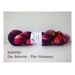 Fine Merino Socks Fb. Kahina