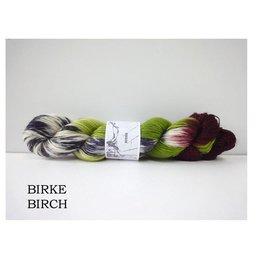 Fine Merino Socks Fb. Birke