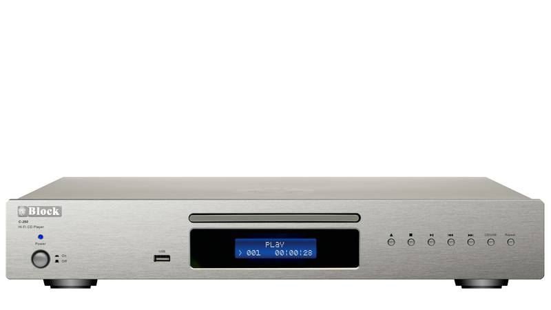Block Audio C-250 CD-Player