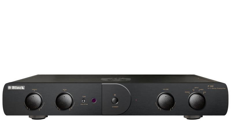 Block Audio P-100 Vorstufe