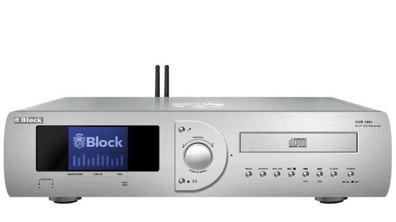 Block Audio CVR-100+ MKII CD-Internet-Receiver