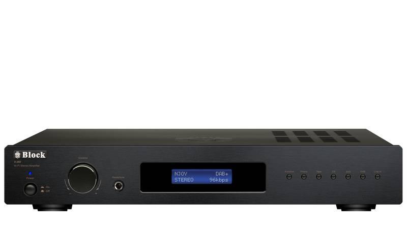 Block Audio V-250 Verstärker