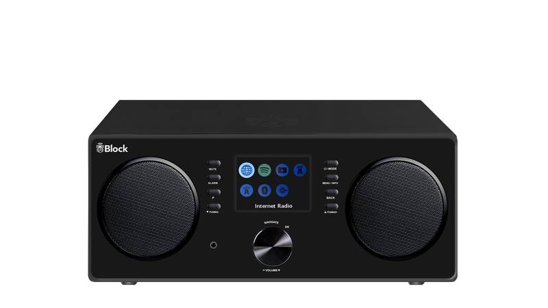 Block Audio CR-20 Internetradio