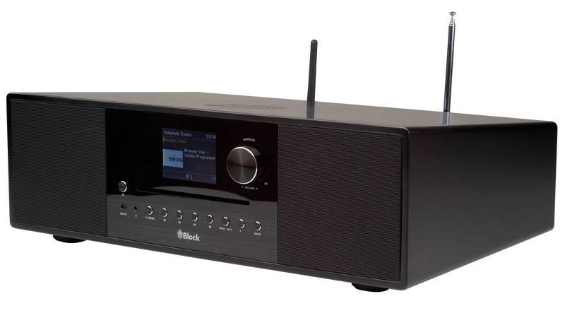 Block Audio SR-100 Smartradio