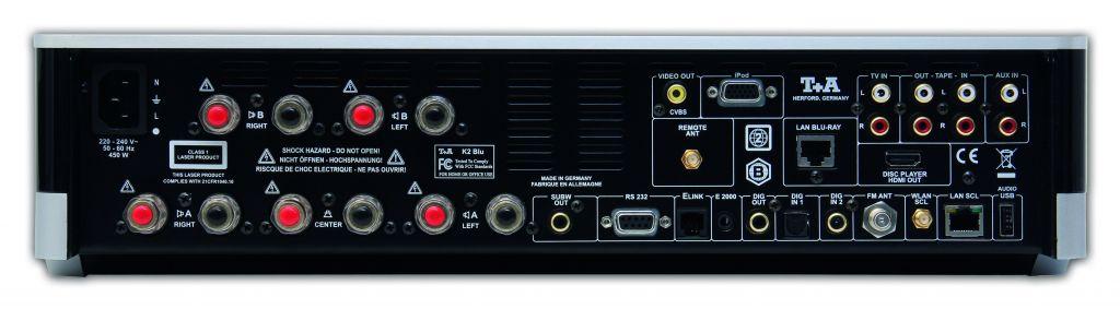 T+A T+A K2 Blu HD-Receiver