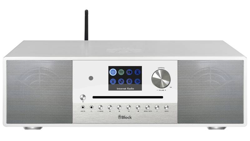 Block Audio SR-200 Smartradio