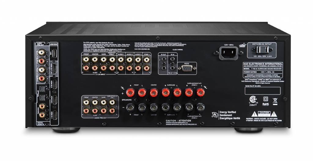 NAD NAD T758 V3 - Leistung die den Puls erhöht