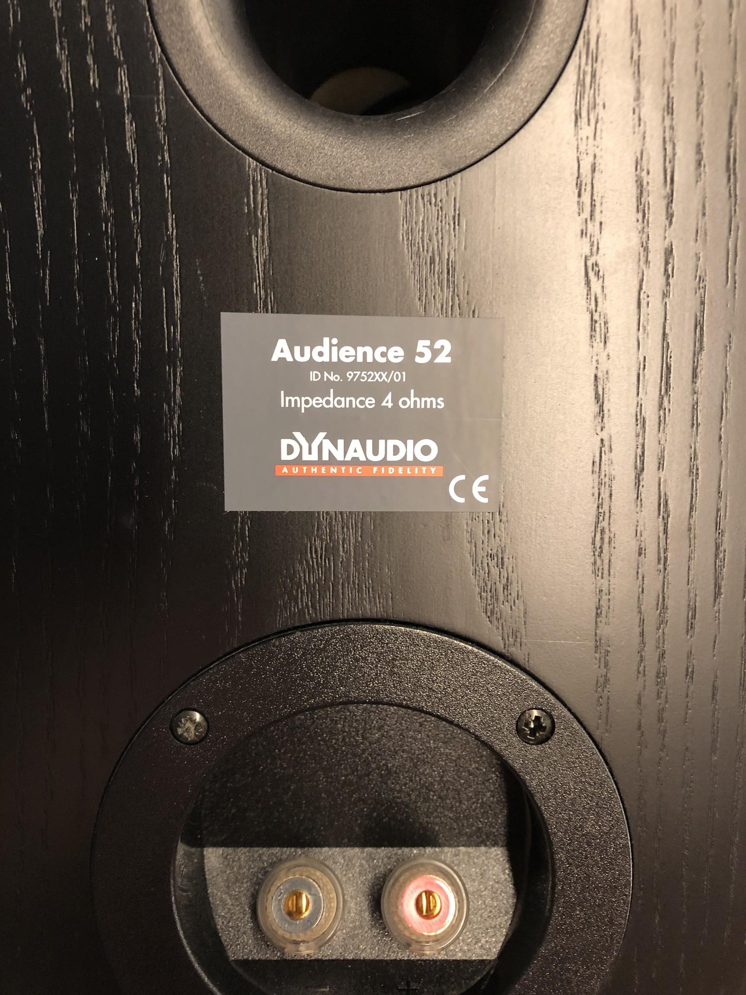 Dynaudio Dynaudio Audience 52 (Paar)