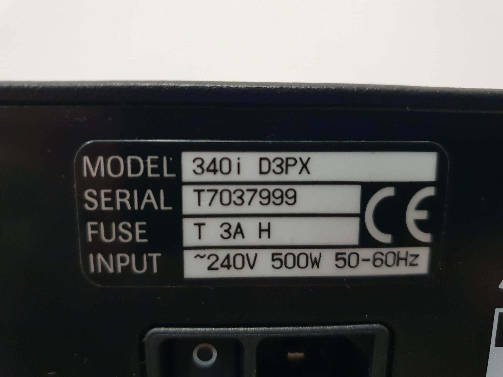 MOON MOON 340i d3px