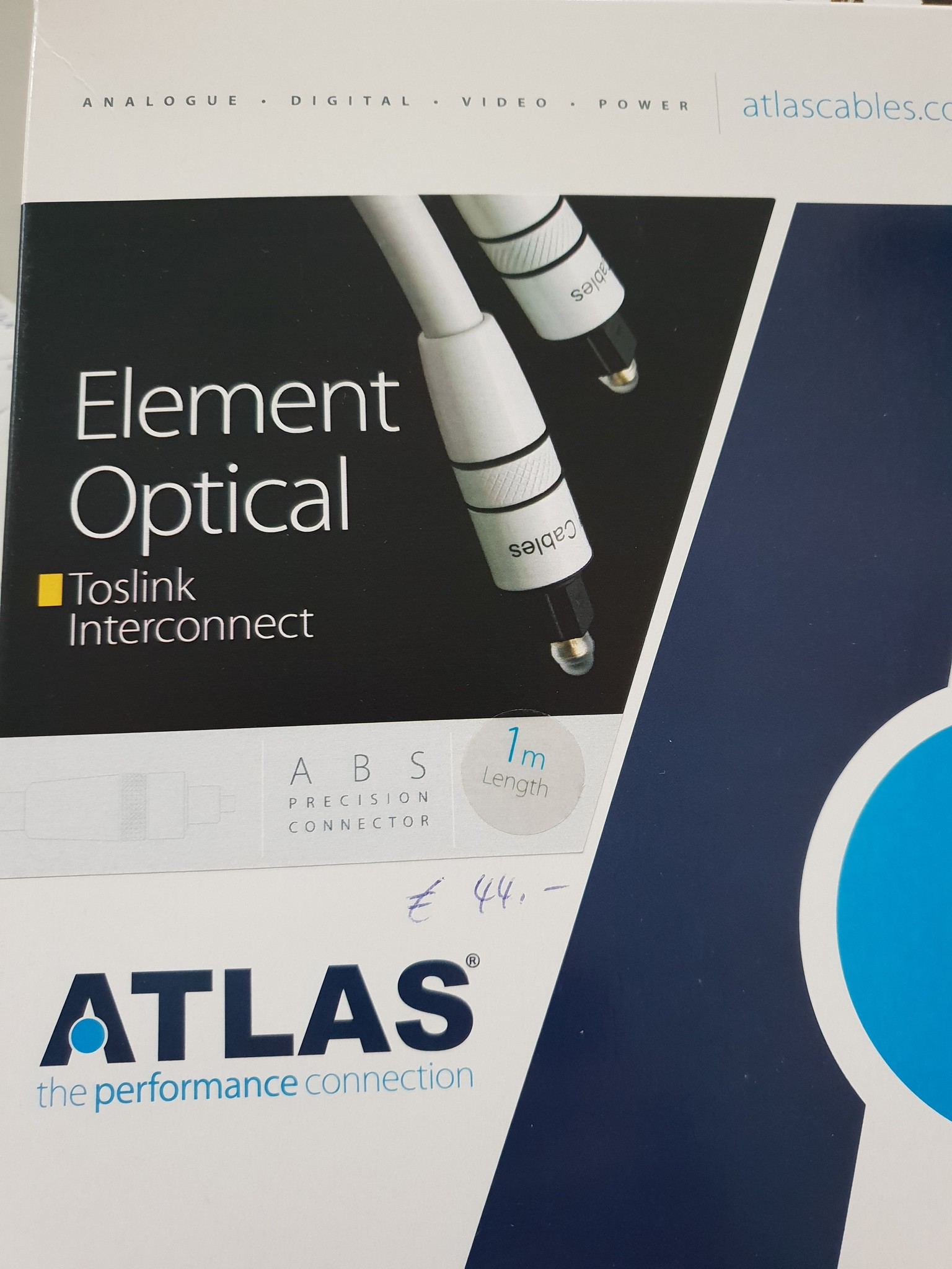 Atlas Atlas Element Optical 1m