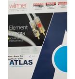 Atlas Atlas Element Integra RCA-RCA Interconnect Mono Sub 3m