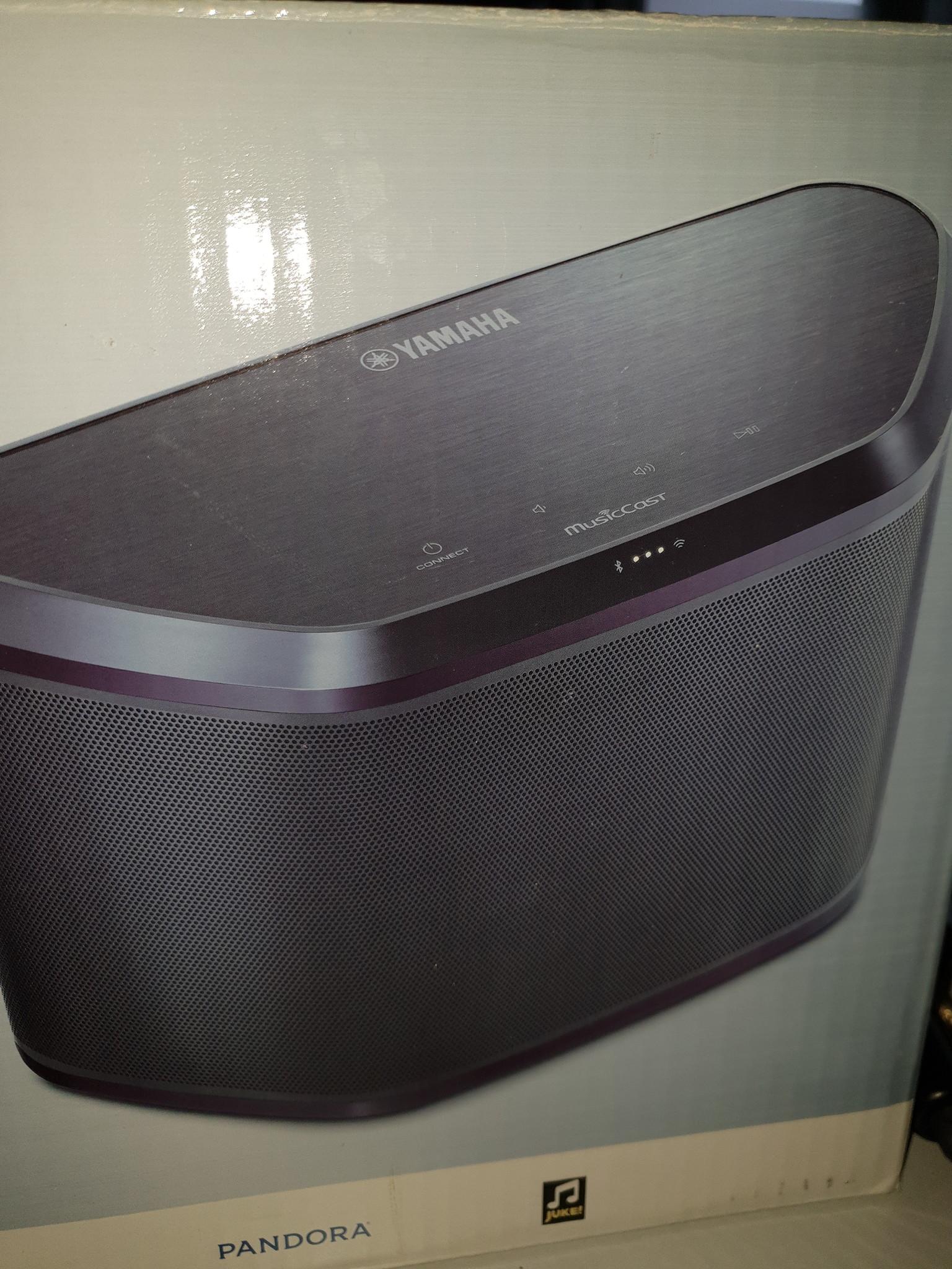 Yamaha WX-030 schwarz