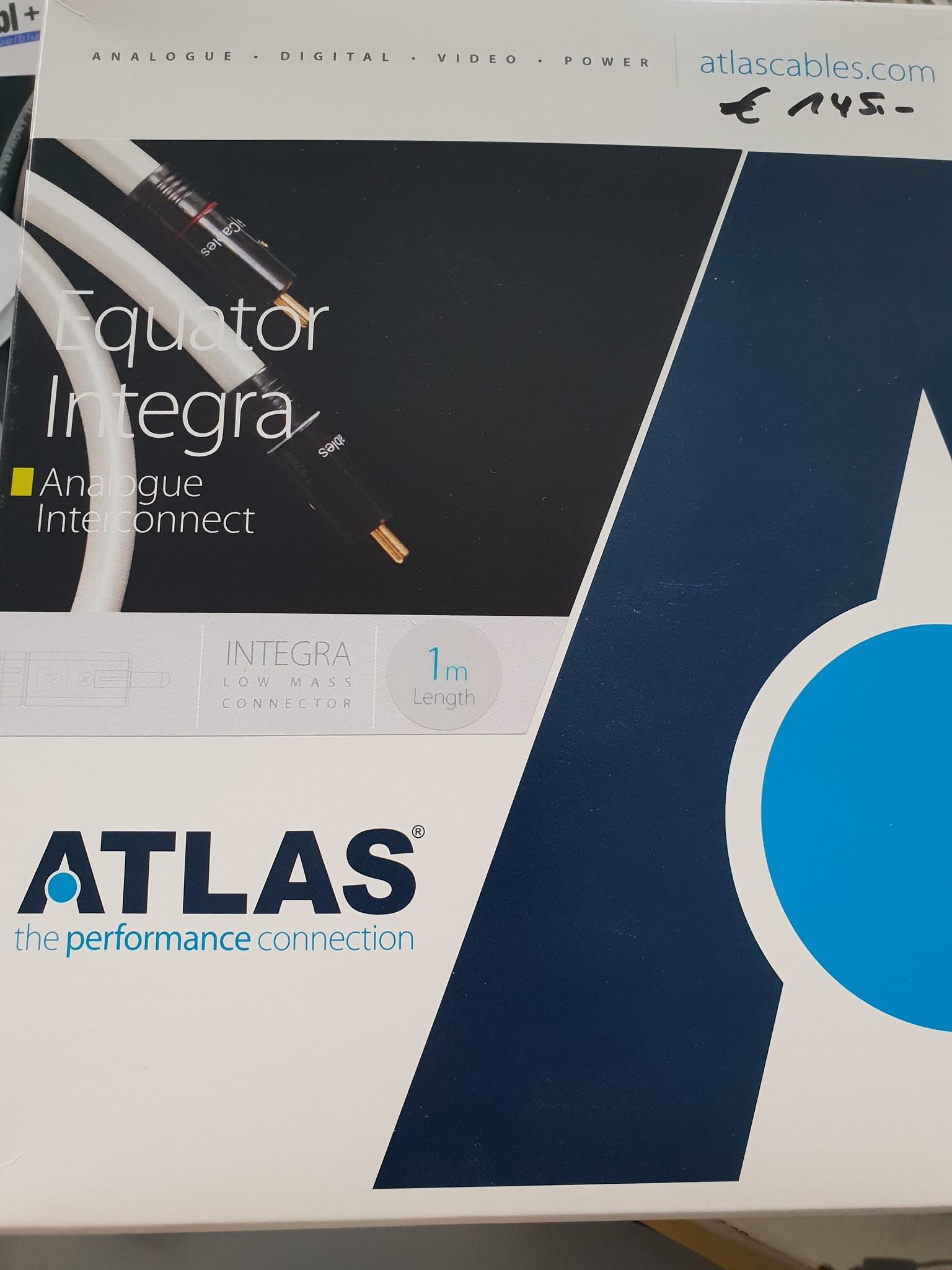 Atlas Atlas Equator Integra 1m