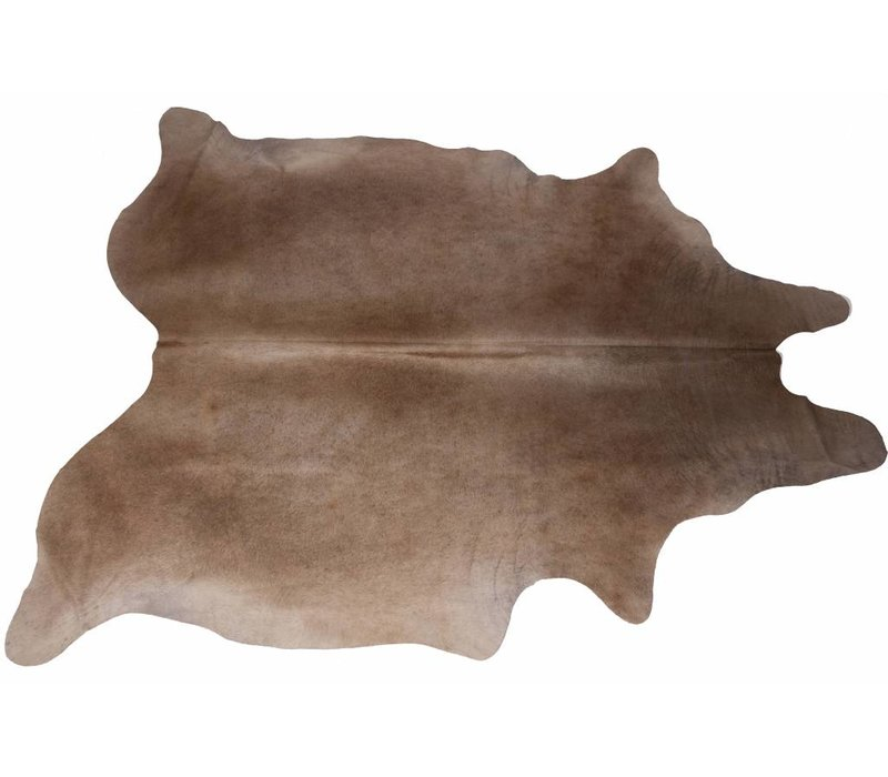 Cow Skin Sand - Grey