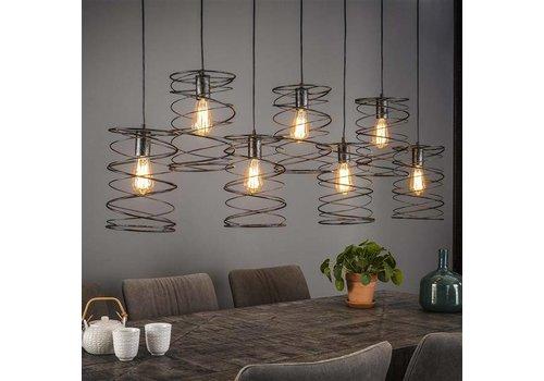 Hanglamp Twist 7xØ20
