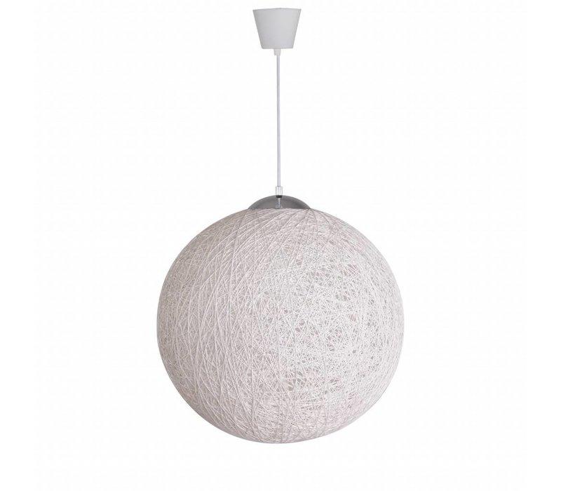 Moderne hanglamp Bowes wit 60 cm