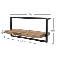 Wandplank Aberdeen 65 cm