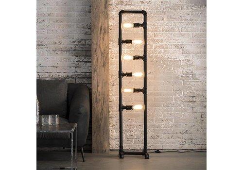 Industriële vloerlamp Billings
